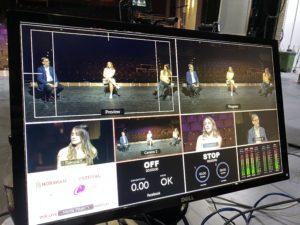 multi camera live edit